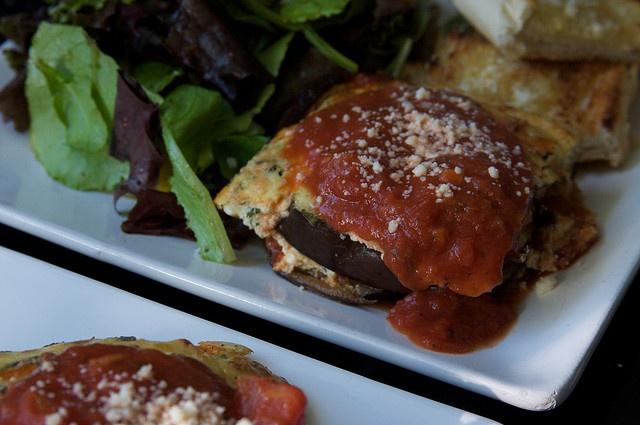 Eggplant Ricotta Bake | Things I want to Nom on | Pinterest