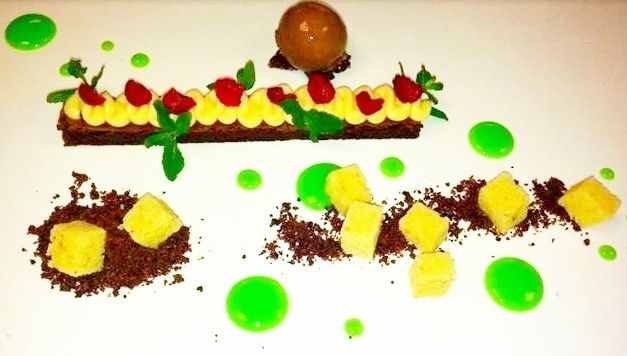 #Dessert from #Gaspar by Dionisis Alertas