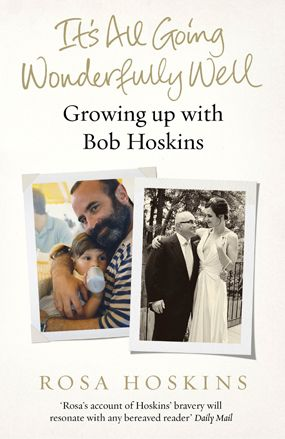 BOOK REVIEW: It's All Going Wonderfully Well by Rosa Hoskins - a memoir of her dad, Bob... http://www.on-magazine.co.uk/arts/book-review/non-fiction/its-all-going-wonderfully-well-growing-up-with-bob-hoskins-by-rosa-hoskins/