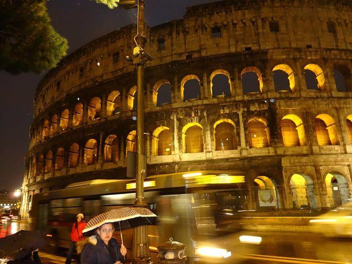#roma #invierno