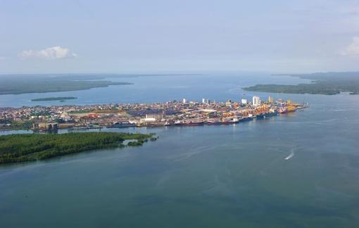 Panoramica de BuenaVentura   foto aerea d Manuel Varona   2013