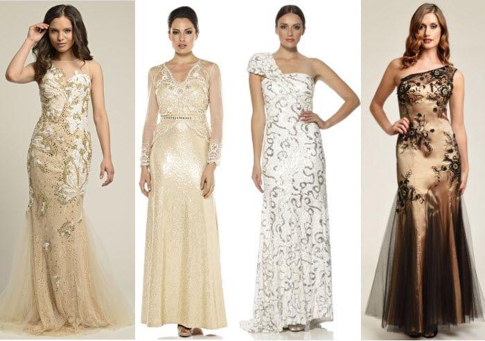 rochiile de seara cu paiete de la brandul Dynasty