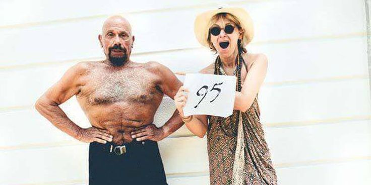 ANKARA (Web Desk) - Although he claims to be 95 years old, Turkish yoga guru Kazim Gurbuz looks like he's closer to 50 than 100! In a recent interview, he revealed the secrets behind his youthful
