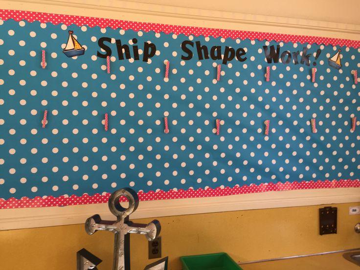 Anchor Classroom Decor ~ Best nautical theme images on pinterest classroom