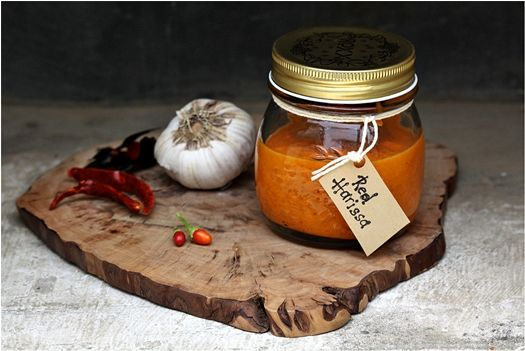 Red Harissa – versatile, spicy-hot! Moorish hot sauce...I love hot sauce and want to try this!