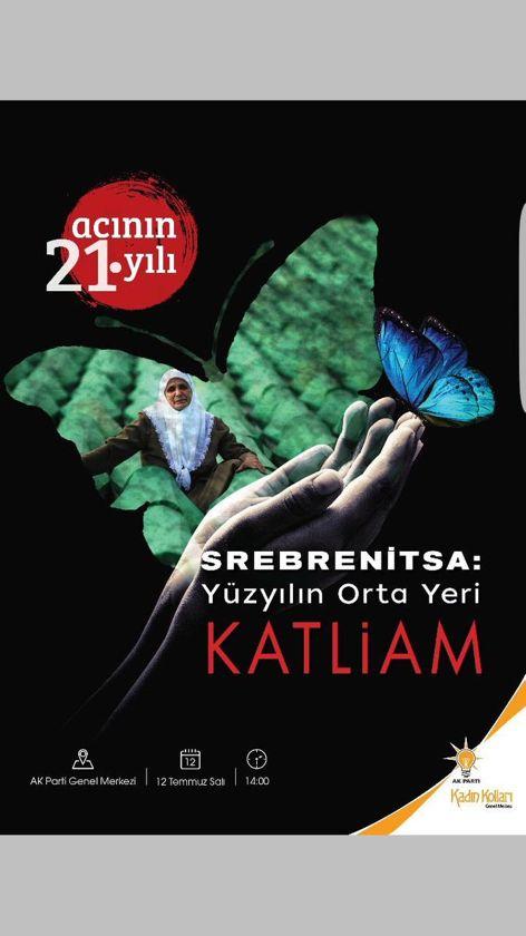 Bosna içimiz kan ağlıyor.. Soykırımla yüzleşme vakti gelmiştir. #YüzyılınOrtaYeriKatliam #SrebrenicaMassacre
