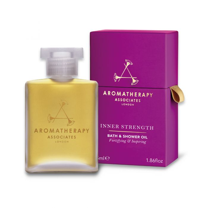 A positive and uplifting Bath & Shower Oil to enjoy a mindful moment whilst providing emotional comfort and strength.