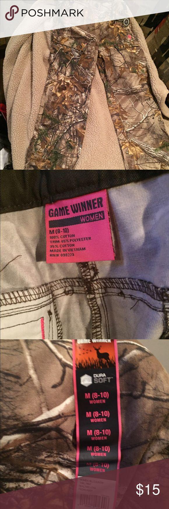 Hunting Pants Brand new camo hunting pants Game Winner Pants