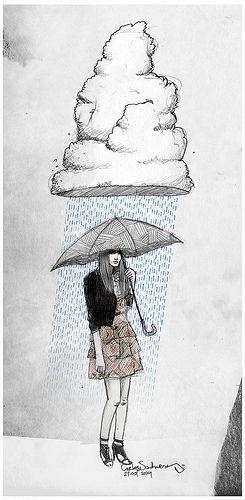 atraes a los relampagos | Carlos Sadness