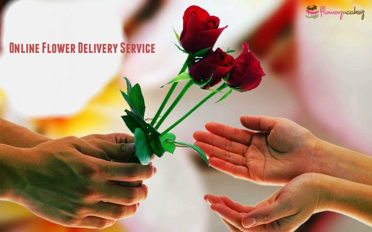 Want to cheer Up a Friend? Let The Online Flower Delivery Service Help You