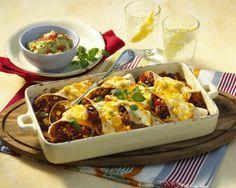 Unser beliebtes Rezept für Enchilada-Auflauf und mehr als 55.000 weitere kostenlose Rezepte auf LECKER.de.