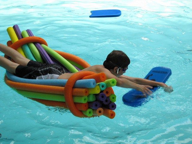25 best kids swimming pools ideas on pinterest diy - Swimming pool activities for kids ...