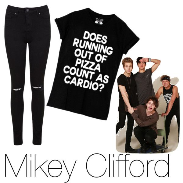 Mikey Clifford by katiebella02 on Polyvore featuring polyvore fashion style Miss Selfridge