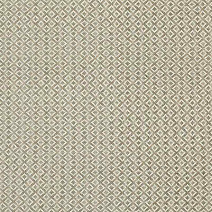 Warwick Fabrics : ADDISON, Colour JUTE