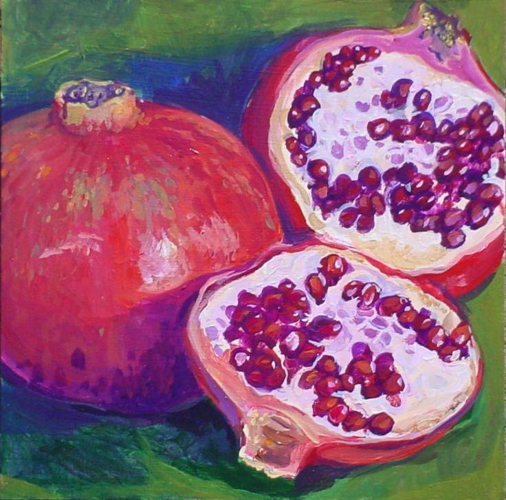Pomegranate by Chris Bennett