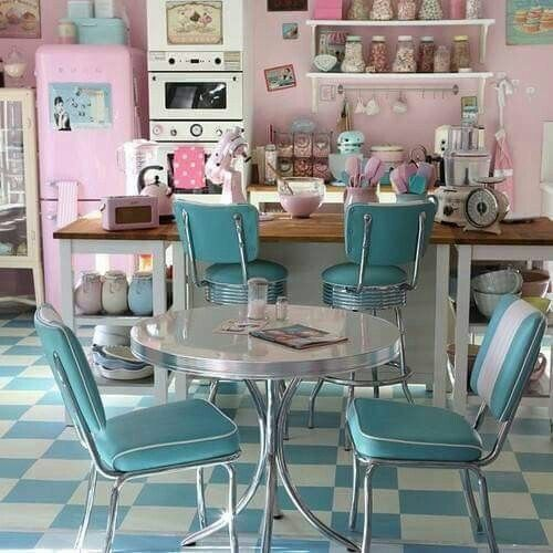 927 best red and teal turquoise kitchen images on for Teal and red kitchen