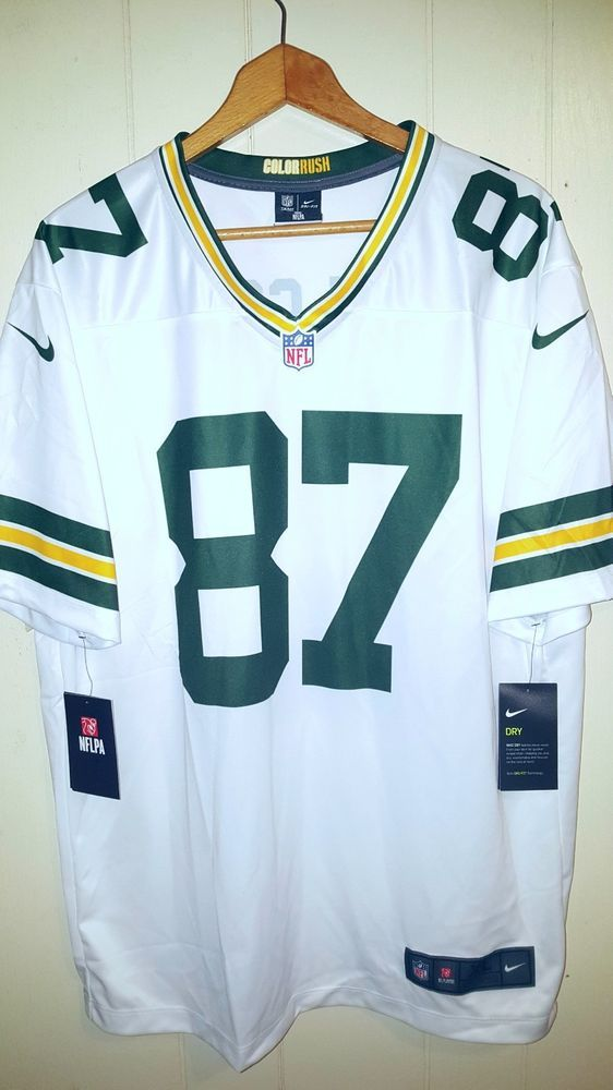 NFL Green Bay Packers Nelson  87 Nike Jersey Mens Sz 2XL NWT White   52.99  End Date  Thursday Nov-15-2018 19 41 11 PST Buy It Now for only … 005b4937a