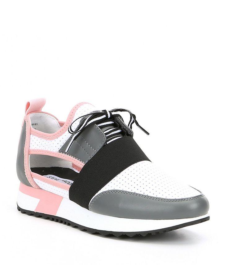 Steve Madden Arctic Cutout Sneakers #Dillards