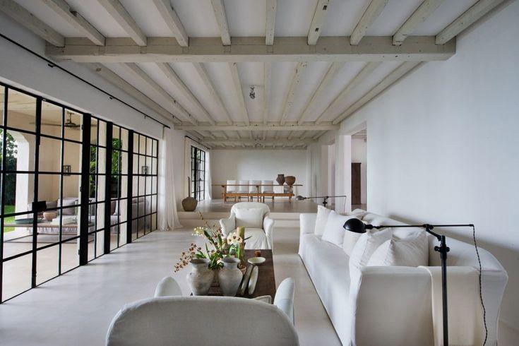 An Inside Look at Calvin Klein's Miami Beach House | Fuck Yeah Interior Designs