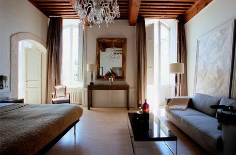 Hotel de Massilan, (near Avignon) France