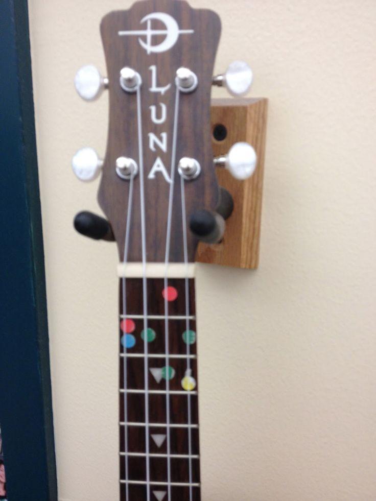 Ukulele Dots!  I have a whole class set...