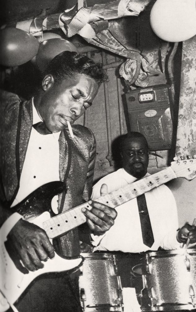 Buddy Guy Photo 1965