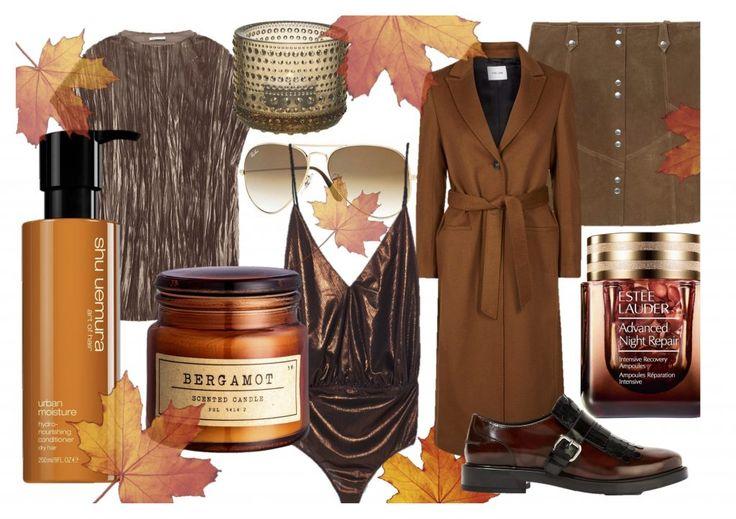 Cognac, camel, røgfarvet, beige, brændt – shop brune nuancer