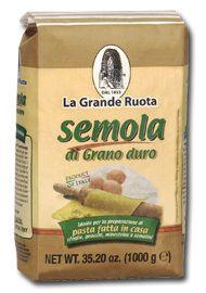 il Mercato Italiano - La Grande Ruota Semola di Grano Duro, $5.95 (http://www.ilmercatoitaliano.net/la-grande-ruota-semola/)