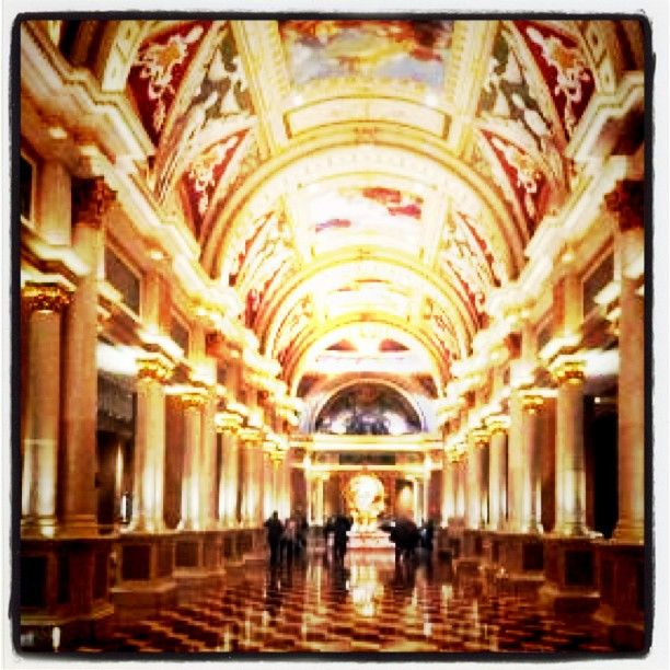 Hallway at The Venetian