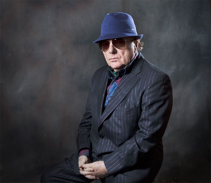 A love-letter to the blues, Van Morrison's 37th album, Roll With The Punches, is a hard-hitting record with its sights on the title of Album Of The Year.