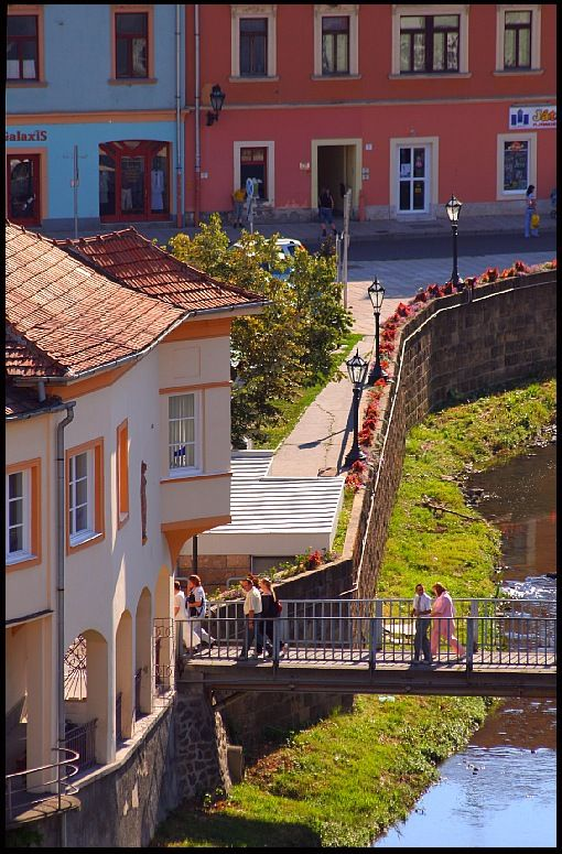 Colours of Eger