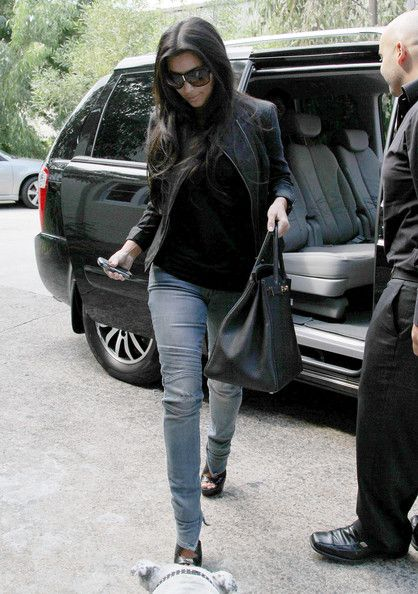 Kim Kardashian chooses Get Chauffeured when in Australia