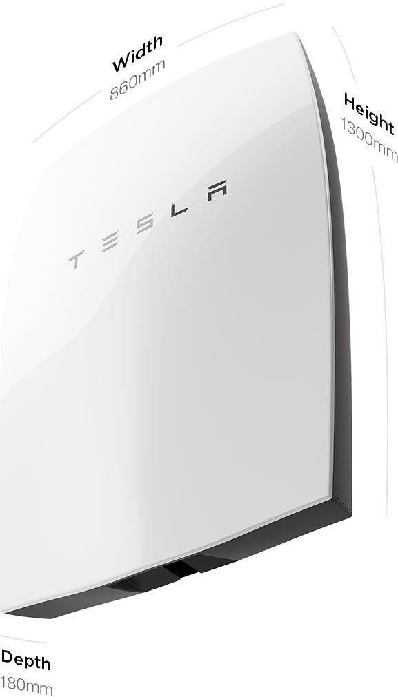 Powerwall | Tesla Motors Canada