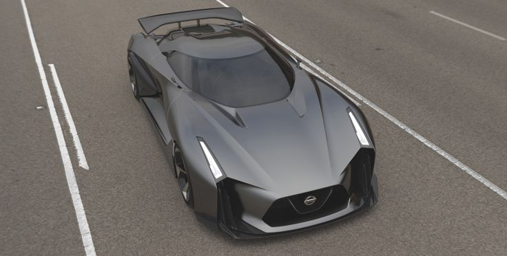 2020 Vision Gran Turismo By Nissan Products And Vehicle