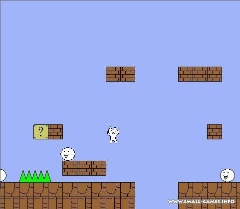 Cat Mario. NEVER PLAY THIS IT HAS RUINED ME. RJSJXJALALXJDUAM!!!!!!!!