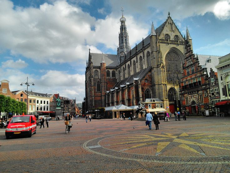 Haarlem (Netherlands), pic by me. I've spent almost 5 months in this wonderful city!