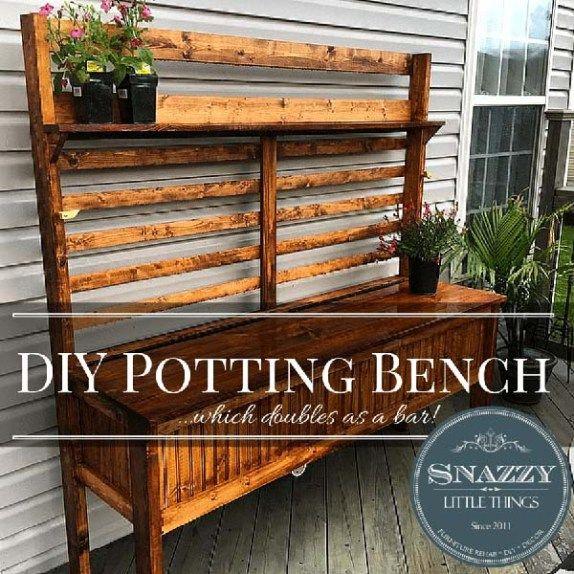 25 Best Ideas About Potting Station On Pinterest: 25+ Best Potting Bench Plans Ideas On Pinterest