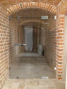 Szklane drzwi - Glass Door Lus-ar www.drzwi.digra.pl