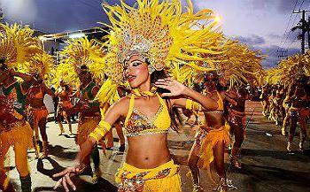 Escenas del Carnaval de Barranquilla