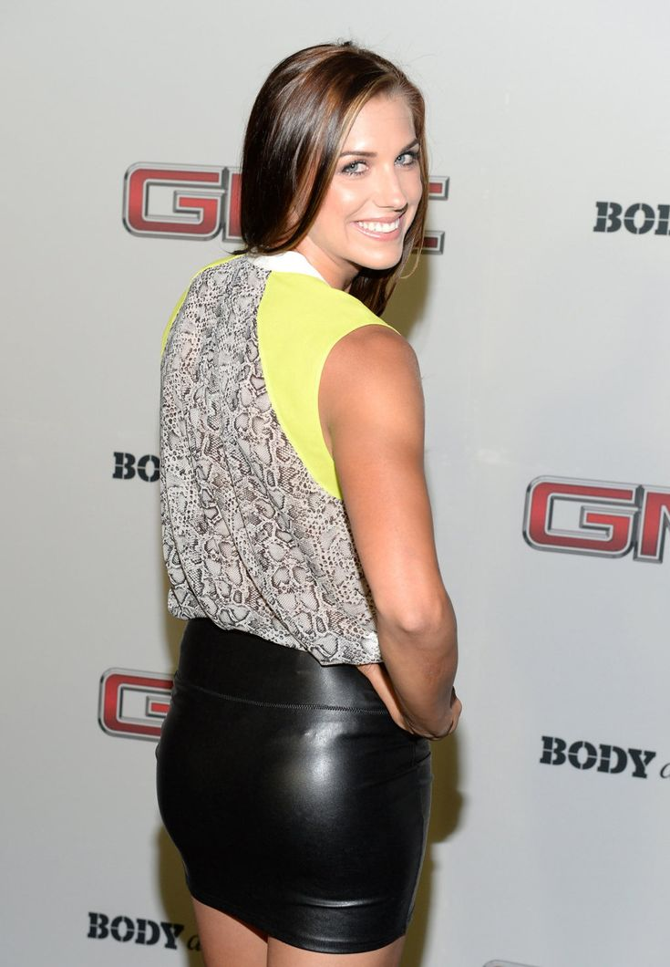 Alex Morgan  ESPN The Magazine 5th Annual Body Issue Party in Hollywood 071613 MQ680