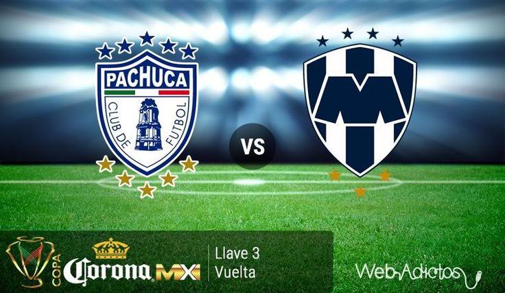 Pachuca vs Monterrey en Copa MX Clausura 2016 ¡En vivo por internet! - https://webadictos.com/2016/03/08/pachuca-vs-monterrey-copa-mx-clausura-2016/?utm_source=PN&utm_medium=Pinterest&utm_campaign=PN%2Bposts
