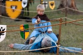 abbey medieval festival - intergenerational fun at our festival!!!