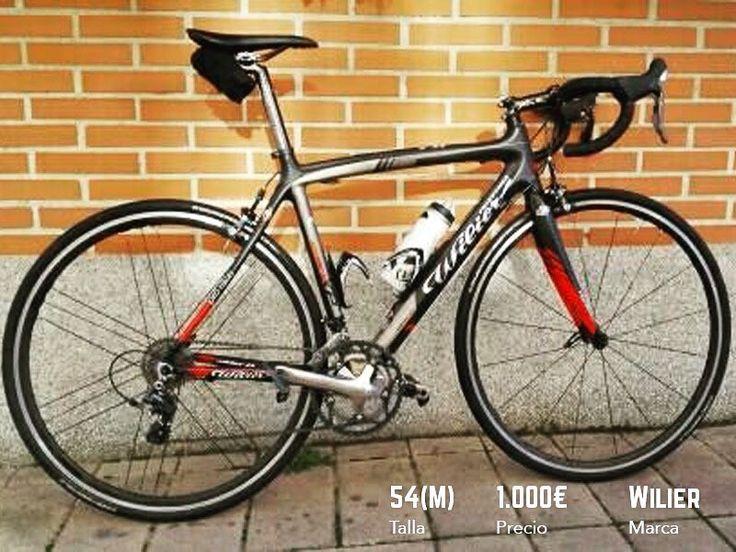 Wilier izoar XP  Platos 105  Ruedas Campanolo Zonda Encuéntrala en Bkie!  #ciclismo #cyclingexperience #cycling #lifestyle #roadbike #bici #btt #roadbike #biker #bikelife #niner #bicicleta #bike #MTB #wilier
