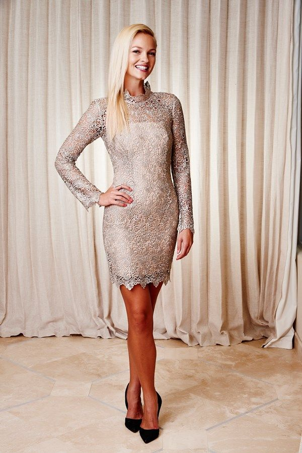 Alena Dress - Dresses - Rose Ceremony - Display Page - The Bachelor NZ - Shows - TV3
