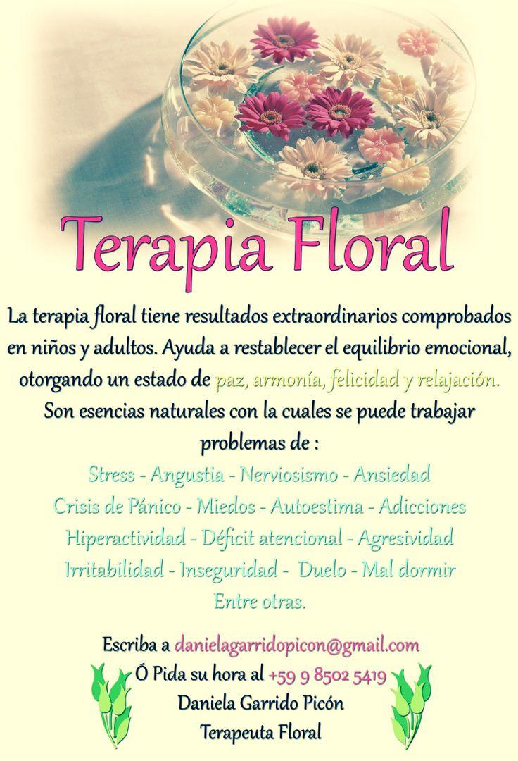 Terapia Floral!!
