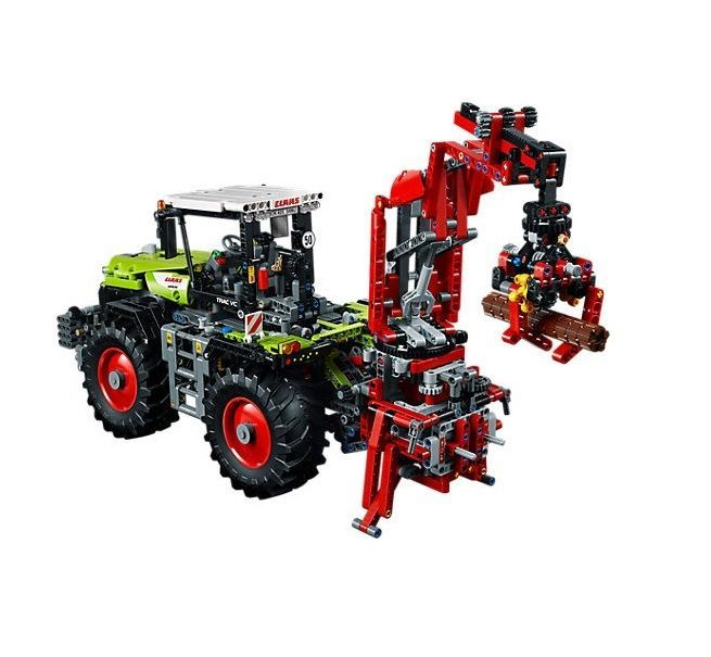 Lego Technic Claas Xerion 5000 Trac VC Authentic Building Toys  #LEGO