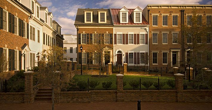 17 best images about eya neighborhood architecture on pinterest virginia architectural styles for Interior design old town alexandria
