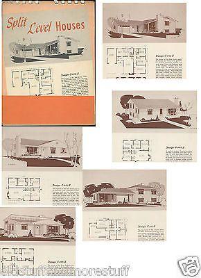 17 best ideas about split level house plans on pinterest for Atomic ranch house plans