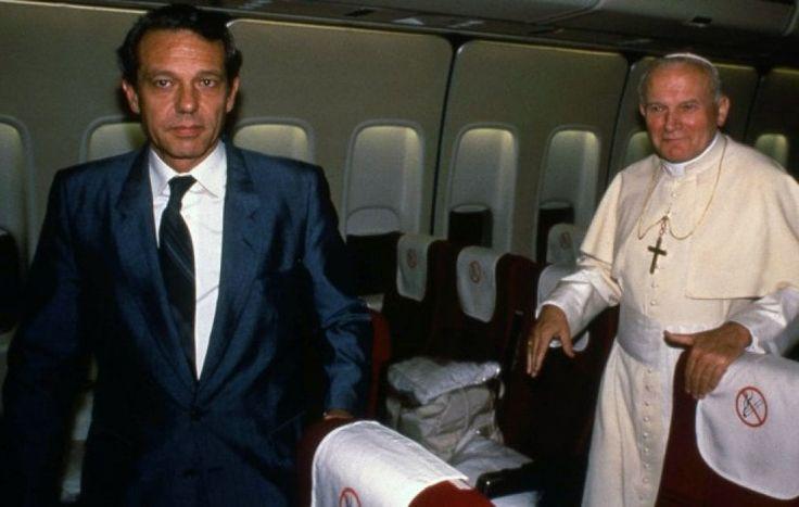 Addio a Navarro Valls, storico portavoce di papa Giovanni Paolo II