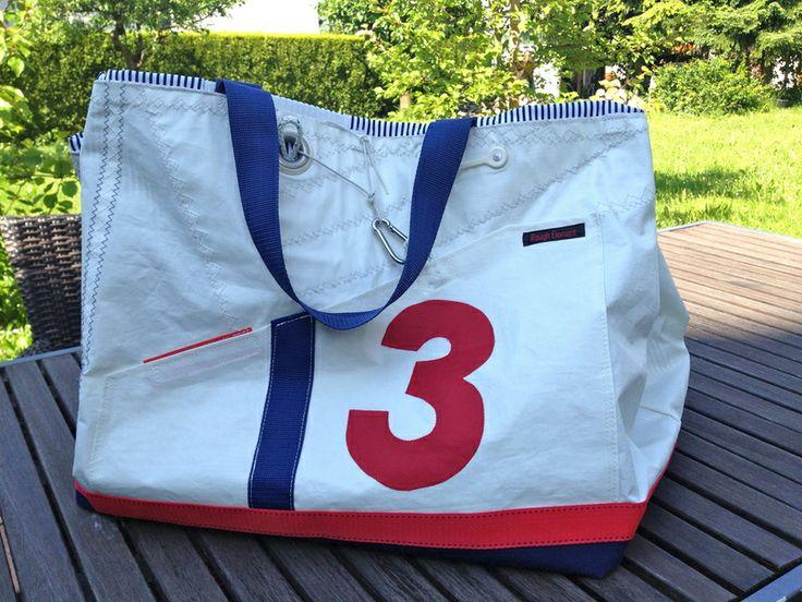 Sail bag Big 3 by Rough Element